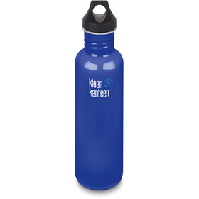 Klean Kanteen Classic Bidon Korek z uszkiem 800ml 2019, coastal waters